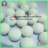 Bolas de pulido del alúmina del 92% con alto eficiente y el desgaste - resistentes