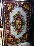 Azulejo decorativo de cerámica de la porcelana de la alfombra de 1800X1200m m