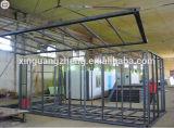 EPS 유연한 움직일 수 있는 살아있는 콘테이너 집 Xgz 디자인 중국제 Plm229