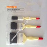 F-10 крепежные детали краски украшают деревянные ручного инструмента ручки кисти из натуральной щетины