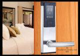 Hotel popular sistema de bloqueo de puerta utilizando la tarjeta RFID 125kHz o 13.56MHz
