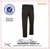 Lady Jersey Sporty Casual Cotton Caro Pants