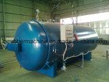 Réservoir de vulcanisation électrique de bac/vapeur de traitement à la vapeur/réservoir de vulcanisateur