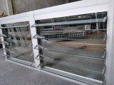 Verre trempé de persiennes en aluminium pour la vente de la fenêtre