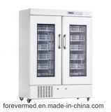 低温の両開きドアの血液銀行冷却装置