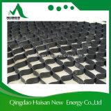HDPE de Netten Plstic van Geocell in de Aanleg die van Wegen wordt gebruikt