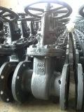GOST van Rusland Dn80 Py16 Klep de uit gegoten staal van de Poort