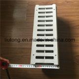 Canal de drainage en plastique de PVC-U