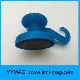 Magnete variopinto Pothook della parte girevole di alta qualità del lancio di nuovo prodotto