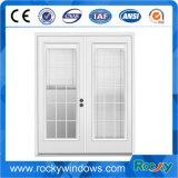 Lowes standard australiano doppio Windows scorrevole lustrato di alluminio con configurazione in ciechi