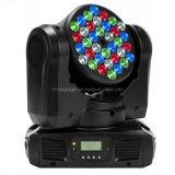 36*3W RGBW СИД Moving Head Light Stage Lighting (HC-901A)