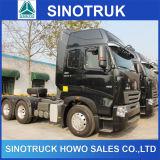 Sinotruck HOWO A7のトラクターヘッドEuro2 371HP 6X4トラック