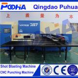 Máquina de perfuração mecânica da torreta do CNC AMD-357