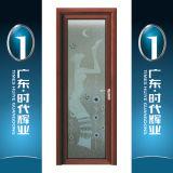 アルミニウム内部の浴室のドアの開き窓のドア