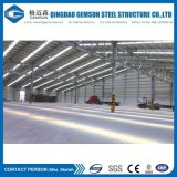 Australia la luz de almacén de prefabricados de estructura de acero Acero Taller colgador de la construcción de acero