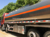 Hochleistungskraftstoff-LKW 50000 Liter Aluminiumlegierung-Becken-LKW-