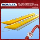Bâche de protection rayée 200X300d, 18X12, 340g de PVC de couleur