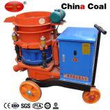 Máquina de pulverização de mineração do Shotcrete concreto à prova de explosões da mistura seca