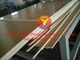 Картоноделательная машина пены WPC для строить панель