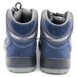 Облегченные ботинки работы типа спорта неподдельной кожи дешевые