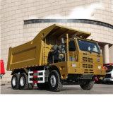 Cino autocarro con cassone ribaltabile del camion 6X4 del camion pesante HOWO (ZZ5607VDNB38400) per minerale