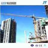 Der China-Eingabe-8t Tc6010 Turmkran Kranbalken-der Längen-60m