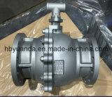 JIS 10K de hierro fundido 2 PC Válvula de bola de diámetro interior completo Q41F-10K