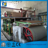 수용량 10 톤 Kraft 또는 기술 종이 제조 기계