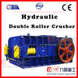 Triturador de rolo duplo hidráulico para o carvão de coque de pedra deesmagamento