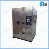 Équipement de laboratoire froid et de machine d'essais de choc thermique