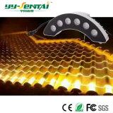 6W luz Outdor Ce/RoHS aprobado corrugado lámpara LED