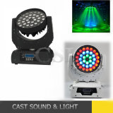 36PCS 10W 6in1 Zoom LED Moving Head Wash Light