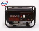 gerador da energia eléctrica da gasolina do fio 3kw de cobre para a venda
