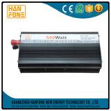 DC-AC del inversor solar 500W (THA500) de la potencia del coche de Hanfong de la red