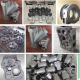 鋳造の機械装置のための普及した真空プロセス鋳造物プラント