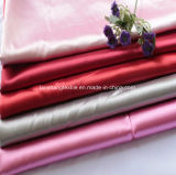 5%Spandex Satin 95%Polyester Fabric for Wedding Clothes Curtain Sleeping Wear