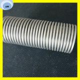 Conjunto da Mangueira Flexível de metal com malha de arame de aço inoxidável na superfície de borracha anular