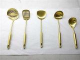Machine van de Deklaag van het Plateren PVD van het Tafelgereedschap van Cookware de Gouden Kleine