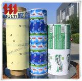 Utilização médica papel alumínio para gaze embebida em álcool