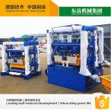 Qt40-1小規模の空の煉瓦機械