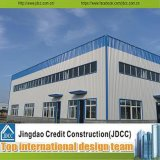 Diseño de construcción de la luz de almacén de la estructura de acero