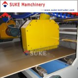 Extrusion PVC mousse croûte Conseil Ligne Lmaking machines (SJSZ-80/156)