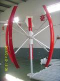 вертикальный генератор ветра оси 1kw