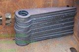 Tipo cortador del pórtico del acero de la placa del CNC del alto rendimiento de Kjellburg