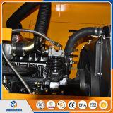 Der heiße Verkauf formt das 2 Tonnen-Minirad-Ladevorrichtung Payloader China