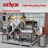 Завод по переработке вторичного сырья/рециркуляционная система кабеля высокой эффективности