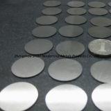 Discos prestigiosos del molibdeno, 99.95% discos puros del molibdeno