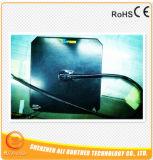 подогреватель силикона прилипателя черноты 3m 800*800*1.5mm 220V 800W