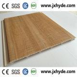 Деревянная панель стены украшения панели PVC Laminatied пазов для нутряного декора