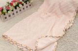 固体珊瑚の羊毛の赤ん坊毛布